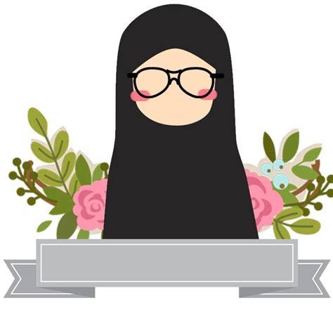 gratis  desain avatar muslim  muslimah versi lengkap  hijabers