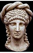Greek Bust of Athena Goddess Statue Art Sculpture 17019 ...