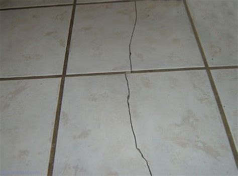 Ceramic Tile Crack Repair   FlooringPost