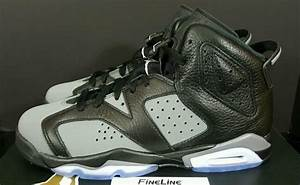 air 6 gs quot cool grey quot sole collector
