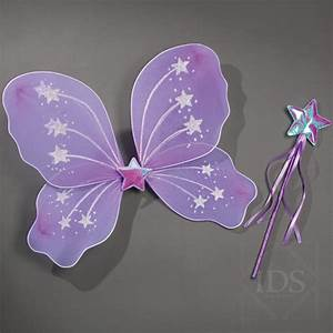 Pink fairy wings and wand – balletballet