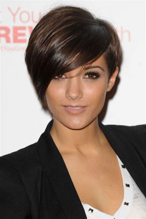 simple asymmetric hairstyles  women women hairstyle