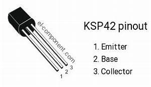 Ksp42 Npn Transistor Complementary Pnp  Replacement
