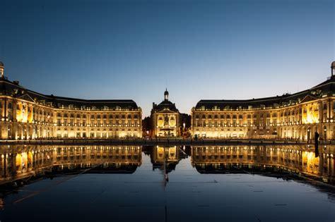 Photo Bordeaux : Place de la Bourse - Pixopolitan