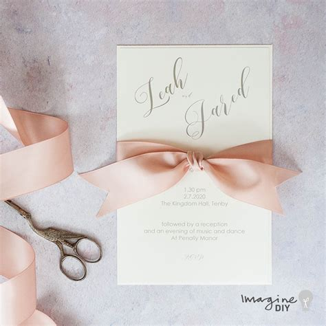 diy online wedding invitations and craft supplies uk