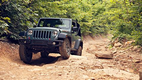 The 2014 Jeep Wrangler Rubicon X Is Freakishly Capable