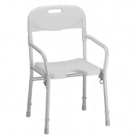 folding shower chair with back on sale with 120 low