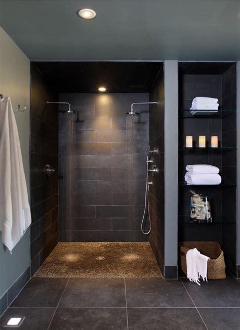 inspiration une douche  litalienne frenchy fancy