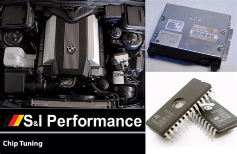 Performance Chip Tuning Bmw V8 E38/e34 740i/540i M60