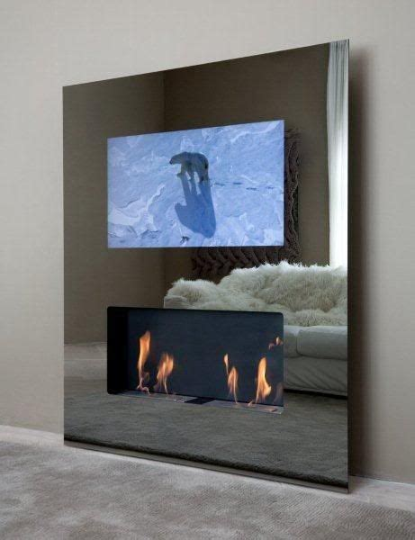 Spiegel Mit Integriertem Tv by Mirror Tv Fireplace The Idea Of A Tv