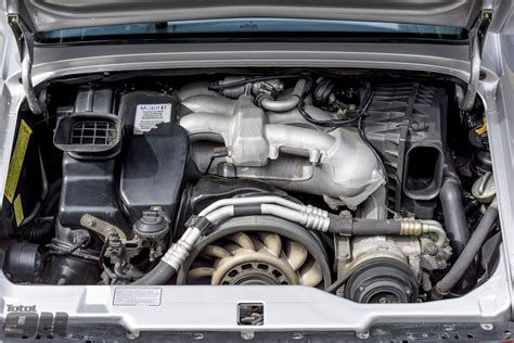 Total 911's Top Six Porsche 911 Engines Of All Time