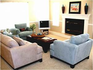 How to arrange living room furniture with fireplace and tv for How to arrange furniture with a corner fireplace and tv