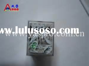 Omron Relay My4n Wiring Diagram  Omron Relay My4n Wiring