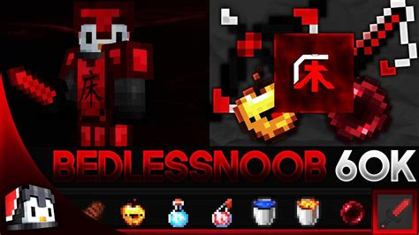 Bedless Noobs 60k 16x Mcpe Pvp Texture Pack Gamertise