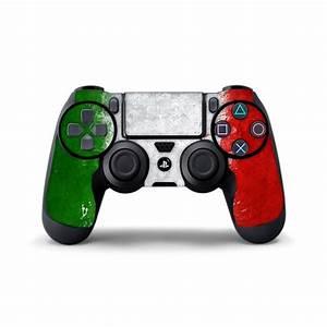 Italie Dualshock 4 Sony Skin