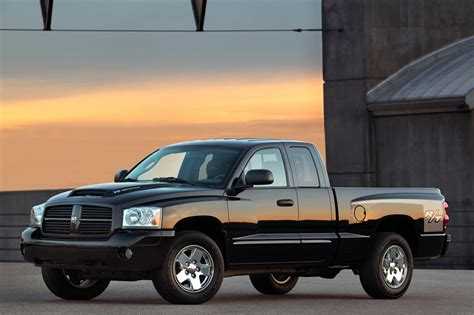 2006 Dodge Dakota Pictures, History, Value, Research, News