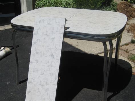 mid century kitchen table vtg 50s formica table mid century modern dinette dining