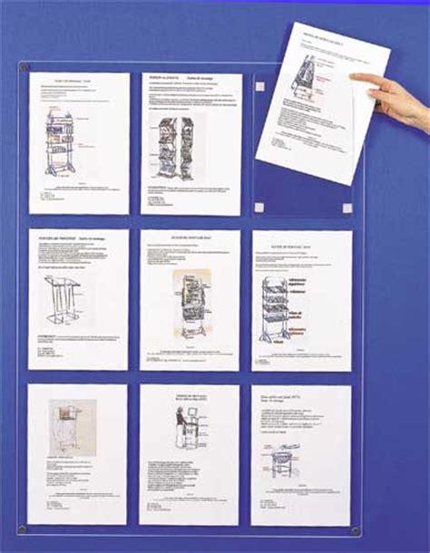 panneau affichage bureau panneau affichage mural sanotint light tabella colori