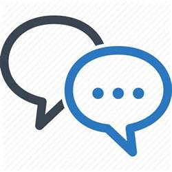 Conversation Speech Bubbles Icon