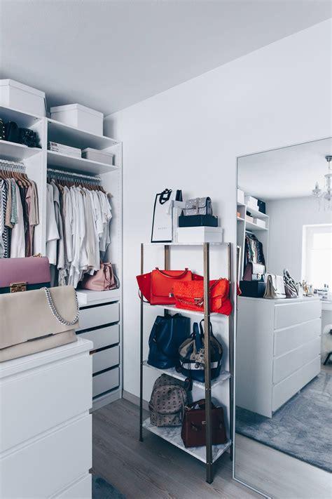 Kleines Ankleidezimmer Ideen by So Habe Ich Mein Ankleidezimmer Eingerichtet Und Gestaltet