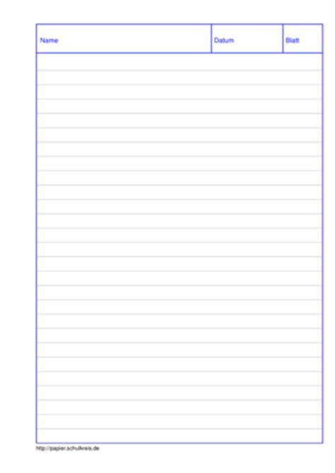 3 descarga de klasse lineatur ausdrucken
