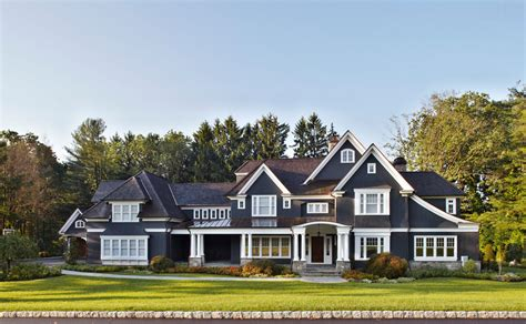 Surprisingly New Traditional Homes by Hotr Poll Which Shingle Style Home Do You Prefer Homes