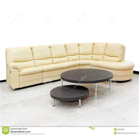Corner Settee Leather by Corner Settee Stock Photos Image 18642593