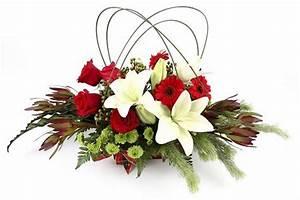Florist Choice Christmas Table Arrangement
