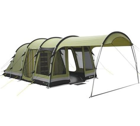 review outwell bear lake  polycotton tent  camping