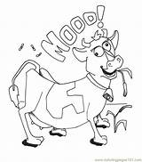 Cow Coloring Pages Printable Realistic Funny Adults Printables Animals Cartoon Cows Colouring Colours Getcolorings Coloringpages101 Sheets Number Activities Summer Cards sketch template