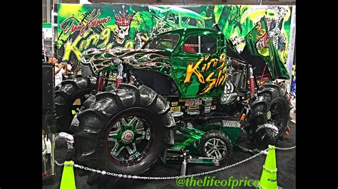 Dennis Andersons King Sling Mega Truck Youtube