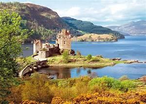Land In Schottland Kaufen : eilean donan castle schottland 2000 teile querformat ~ Lizthompson.info Haus und Dekorationen