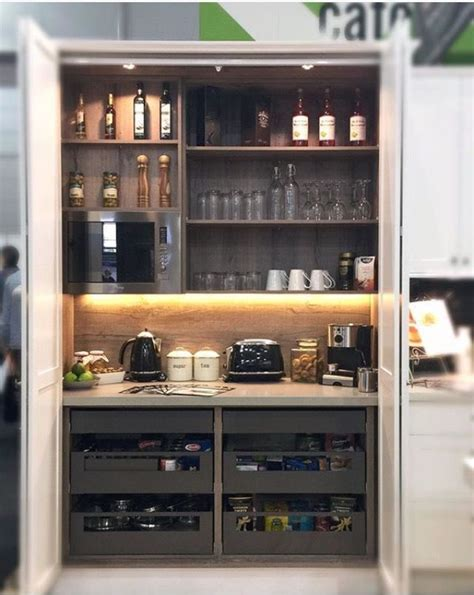 Appliance Cupboards by Appliance Cupboard Coffee Machine Etc Newcupboard House