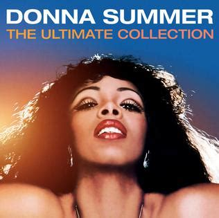 The Ultimate Collection (2016 Donna Summer Album) Wikipedia