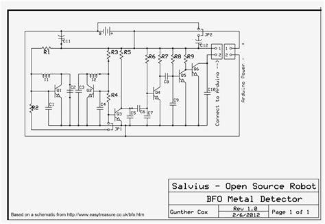 Build Simple Robotic Metal Detector Part Three