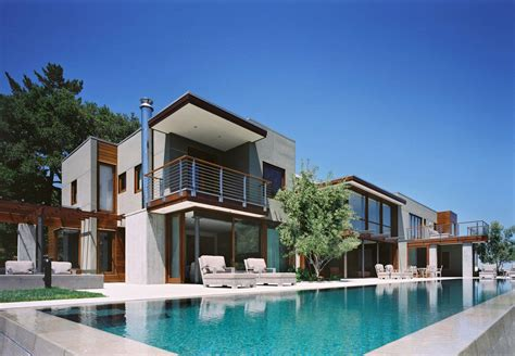 monte serino residence by modern house