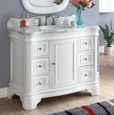 95 inch modern double bathroom. Sesto 42-inch Bathroom sink vanity HF-1044Q 42