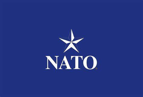 NATO Blue logo - halfwheel