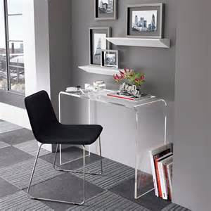 Living Room Corner Ideas by Acrylic Home Office Desks For Your Interior Design