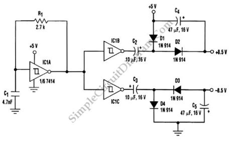 Transformerless Symmetric Converter Simple