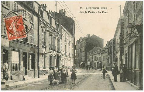 bureau de poste aubervilliers k 93 aubervilliers la poste rue de pantin 1915