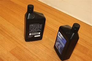 2  Quarts Of Gm Manual Transmission Fluid