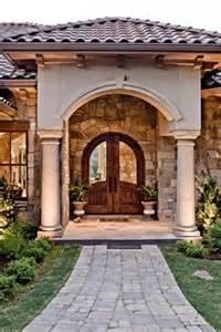 Spanish Style Homes Front Door