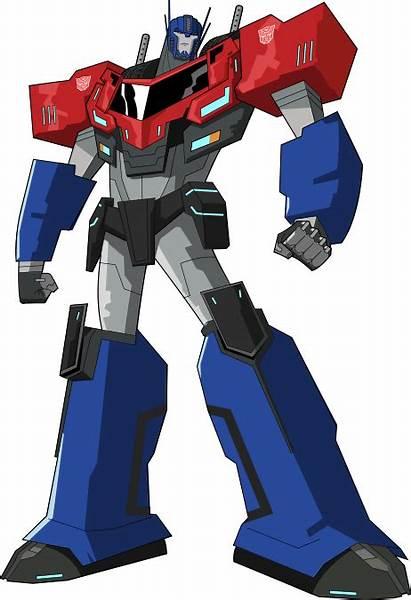Transformers Optimus Prime Disguise Robots Bumblebee Transformer