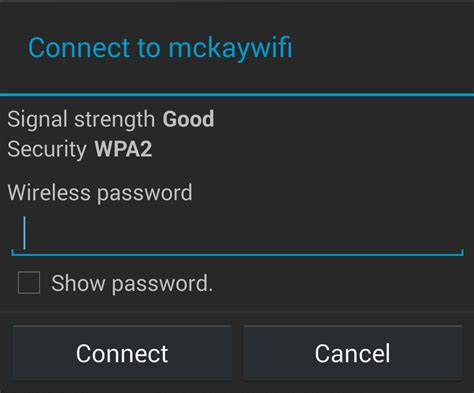 wifi password android android s greatest flaw wifi roaming bob mckay s