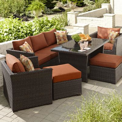 Outdoor Seating Sale by Grand Resort Bedford 6 Pc Outdoor Seating Set With Coffee