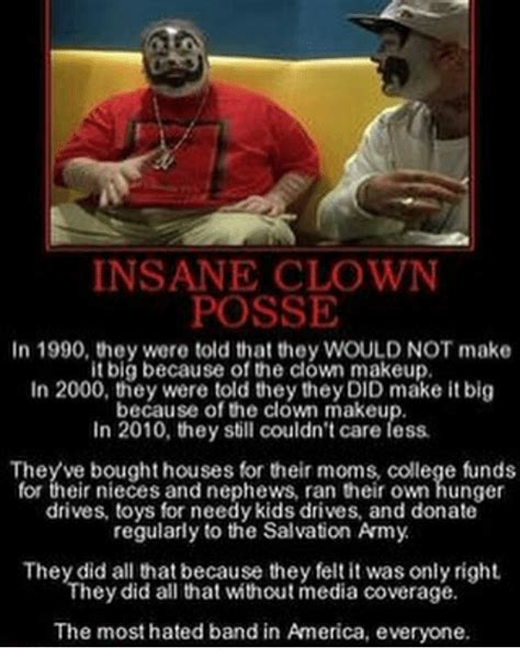 Insane Clown Posse Memes - 353 funny clowns memes of 2016 on sizzle funny