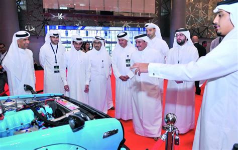 165 Car Models Showcased At Qatar Motor Show