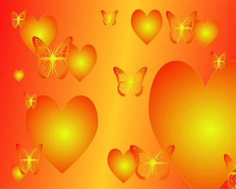 heart  butterfly background  stock photo public
