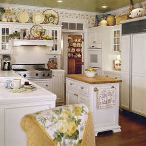 cottage style kitchen islands 38 cozy and charming cottage kitchens digsdigs